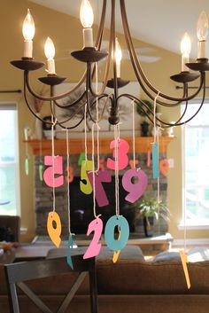 Welcome to the Mouse House: Number Themed Birthday Party