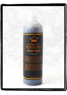 Nubian African Black Soap