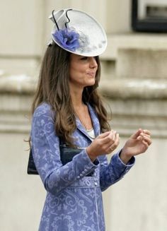 Incredible Kate Middleton headwear