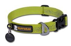 ruffwear hoopie collar collier pour chien motif lotus