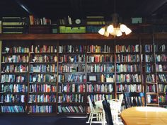 thesimpleanddaily:  Book Bum Coffee Shop.