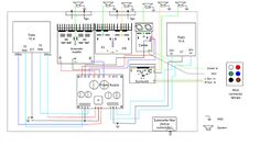 circuit diagram of home theater 2000 ford taurus alternator wiring 120 best power subwoofer circuits images in 2019 powered how to make 5 1 channel amplifier and speaker setup