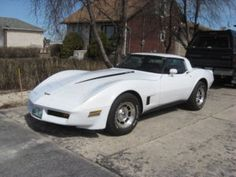 1980 Chevy Corvette L48 Coupe -1980 Corvette L48; 350 motor with 325 HP. Third owner. Summer driven only; stored in the winter. Never smoked in. T-bar roof; comes with moon roofs & solid roofs. White with red leather interior. Block sanded to the fiberglass and complete paint job 2008. Appraised in August 2008 $25,200 U.S. New brakes 2012. New stereo system. - See more at: http://www.cacars.com/Car//Chevy/Corvette/L48_Coupe/1980_Chevy_Corvette_for_sale_1000321.html