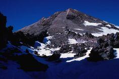 The summit of Pico del Teide (mountain), the highest peak in Spain, Parque Nacional de las Canadas del Teide, Isla de Tenerife ~ Tenerife, Canary Islands