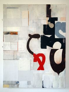Harold Hollingsworth Textural Graphic Abstract Beauty graphics