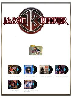 Album Art Icons: Jason Becker
