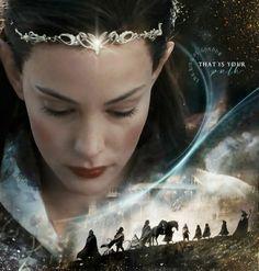 Hobbit Art, The Hobbit, Fellowship Of The Ring, Lord Of The Rings, Middle Earth Books, Arwen Undomiel, Rain Fashion, Aragorn, Liv Tyler