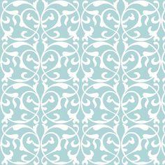 Papel De Parede Azul Sala Quarto Cozinha Banheiro Lavavel - R$ 54,90 no MercadoLivre
