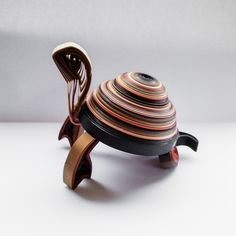 3D Quilled Tortoise                                                                                                                                                      More