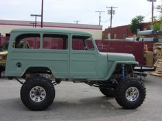 1955 Willys wagon build - Pirate4x4.Com : 4x4 and Off-Road Forum