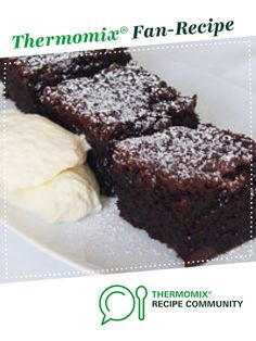 MasterChef 'Extreme Brownies' Recipe by Thermomix in Australia. A Thermomix ® recipe in the category Baking - sweet on .au, the Thermomix ® Community. Brownie Recipes, Cookie Recipes, Dessert Recipes, Recipe Recipe, Mulberry Recipes, Spagetti Recipe, Szechuan Recipes, Recipes, Kuchen