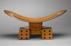 Stool, ca. 1925  Pierre Legrain (French, 1889–1929)  Rosewood