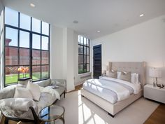 Property Of Puck Penthouses: The Crown Jewel of SoHo Nyc Apartment Luxury, Luxury Apartments, Luxury Homes, Soho, Mansion Global, Lafayette Street, Interior Architecture, Interior Design, Round Beds