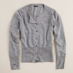 the jenna cardigan from jcrew.