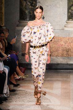 47 photos of Blugirl at Milan Fashion Week Spring 2016.