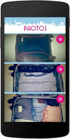 Organiza tu equipaje con fotos y mucho más en tu smartphone #Vacaciones #Verano #veranoazul https://play.google.com/store/apps/details?id=es.maletadeviajedemo.ap