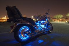 Electric Blue........... - harley davidson, motorcycles