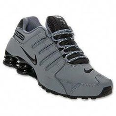 Nike Men s Shox Nz Eu Running Sneakers from Finish Line  619321753da5