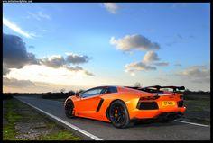 Oakley Design Lamborghini Aventador. www.michaelwardphotos.com