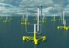 Japanese wind turbines Vertical Windmill, Offshore Wind Turbines, Futuristic Home, Energy Technology, Alternative Energy, Civil Engineering, Save The Planet, Renewable Energy, Solar Panels