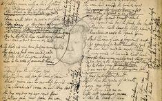 William Blake's notebook
