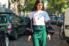 Ciao Milano: Style from the Via at Milano Fashion Week 2016