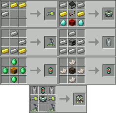 Magitek Mechs Mod for Minecraft