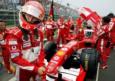 Michael Scumacher Simply The best 7 times world champion Statues For Sale, Shell, Michael Schumacher, F1 Drivers, F1 Racing, Interesting History, Formula One, World Championship, Ferrari