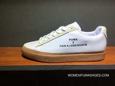 ad1f883732c PUMA Clyde Stitched HAN 364474-01 Lastest