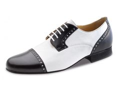 28051 black white Size 10 Men S Shoes, Derby, Oxford Shoes, Dress Shoes, Lace Up, Black And White, Tango, Outfits, Shopping