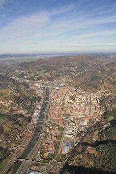 Vista Panorámica de Mieres | por Montaña Central de Asturias