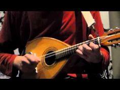 Traditional Portuguese Music on a Lisbon Pub