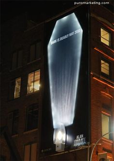 Night Billboards...Ads