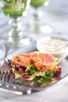 Old Recipes, Healthy Recipes, Dinner Invitations, Fish And Seafood, Bon Appetit, Starters, Seafood Recipes, Tuna, Food Inspiration