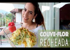 RECEITA: COUVE-FLOR RECHEADA
