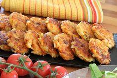 לביבות שניצל וירקות Potato Recipes, Tandoori Chicken, Food Art, Food And Drink, Potatoes, Lunch, Dishes, Meat, Cooking