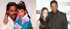 Did you know that Richard Lawson's (Poltergeist (1982), For Colored Girls(2010)) daughter is actress Bianca Lawson (Save The Last Dance (2001))?