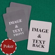 Made at http://www.printerstudio.com/personalized/custom-playing-cards-gifts.html