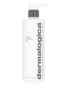 Dermalogica Special Cleansing Gel is a concentrated, soap-free, foaming gel designed to completely remove toxins without troubling the skins natural moisture balance. A face wash for all skin types including sensitive skin, it contains no artificial fragrance or color.