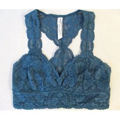Free People Galloon XS NWT • The tags are partially cut Never Worn  Color Is Truest to First Picture NO TRADES PRICE IS FIRM Free People Intimates & Sleepwear Bras