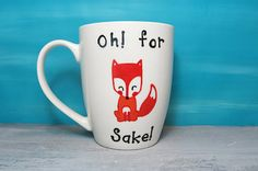 23 Perfect Mugs For All The Caffeine Addicts In Your Life...christmas ideas in case you were wondering;)