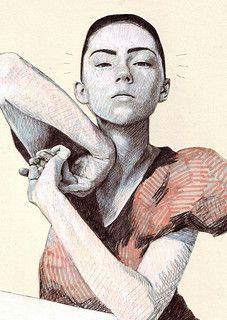 Illustration - un álbum en Flickr