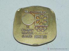 Juegos Olímpicos de invierno Sapporo 1972,Japón-Medalla