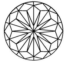 Mandala Coloring Pages | Coloring Ville