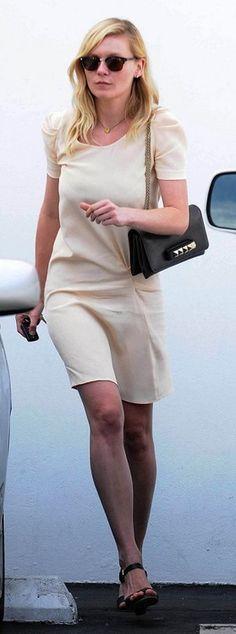 Kristen Dunts #Star #Celebrity #Fashion #SteetFashion