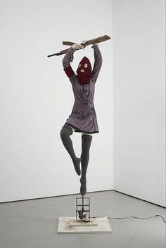 "Marcel Dzama ""Polutropos of many turns"", 2009."