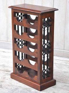 Gratka dla rozmiłowanych w winie.  Taka szafka http://bit.ly/1GaTaw4 pozwala na wygodne przechowywanie doskonałych win, a równocześnie stanowi ozdobę. #wino, #SzafkaNaWino