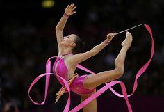 Rhythmic: All-Around Finals - Rhythmic Gymnastics Slideshows (Photo: Associated Press) #NBCOlympics