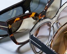 Discover the limited edition - lightweight, made in Japan frames featuring photochromic lenses. #TOMFORD #TFEYEWEAR