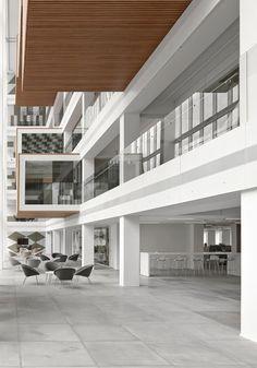 Lundbeck Projekthus Agora - RH Arkitekter